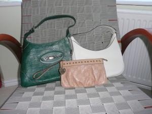 Gillian Lewis Spectrum - Does your designer handbag need a makeover?