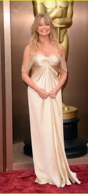 Goldie Hawn Oscars 2014