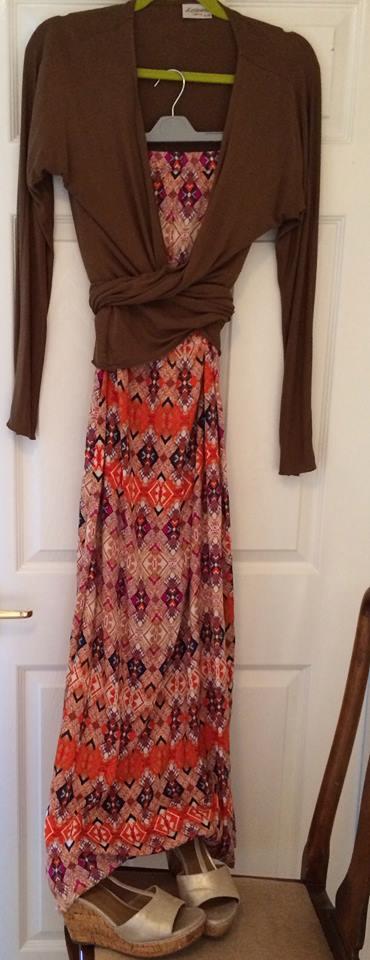 "Gillian Lewis: Spectrum ""Summer Wardrobe"" blog series - ""Maxi dress"""
