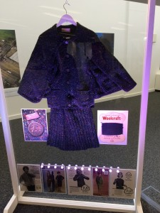 """Gillian Lewis: Spectrum - blog post """"A walk with a Hawk and other stories"""" - Patons and Baldwin knitted outfit"""