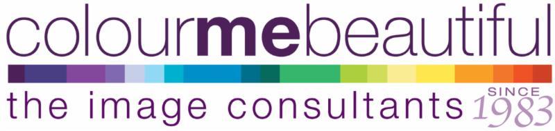 Colour Me Beautiful logo - Gillian Lewis Image Consultant