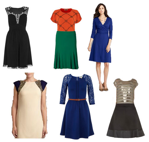 Best Dress Shape for Triangle Body Shape - a blog post by Colour Me Beautiful Image Consultant Gillian Lewis: Spectrum
