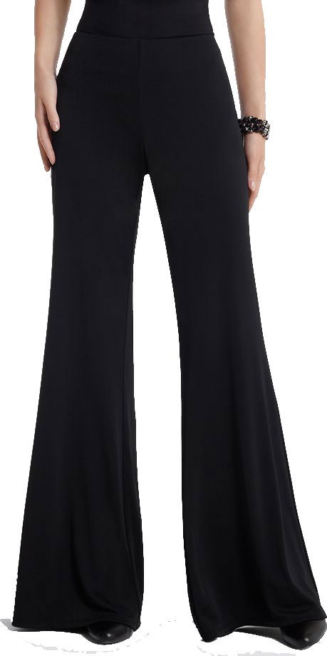 Trousers for Body Shapes - Palazzo Pants - a blog post by Gillian Lewis: Spectrum, a Colour Me Beautiful trained Image Consultant