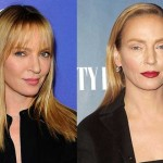 Uma Thurman – were people too quick to judge her makeup?