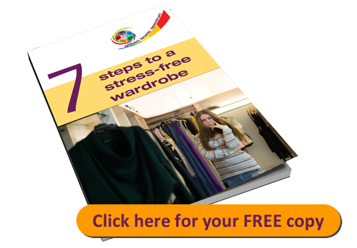7 Steps to a Stress-Free Wardrobe ebook by Gillian Lewis
