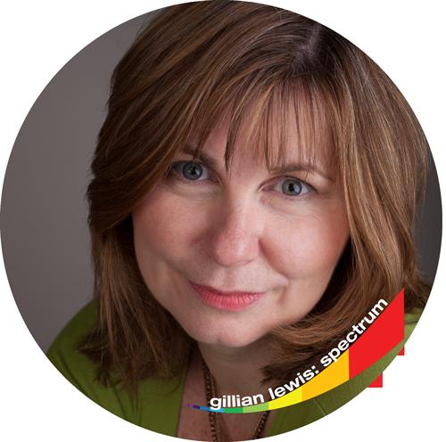 Gillian Lewis: Spectrum is a Self-Image Coach based in Darlington, UK