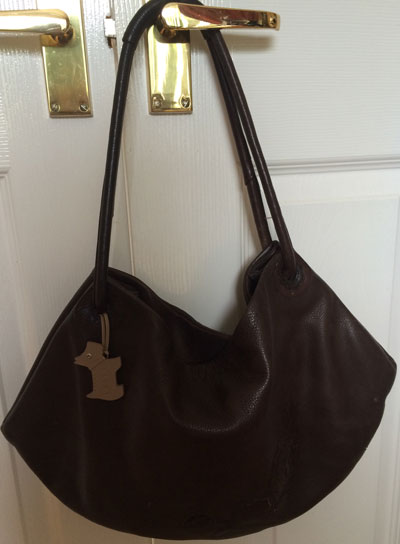 The Radley Handbag that changed everything - a blog post by Image Consultant Gillian Lewis of Spectrum Coaching and Consultancy