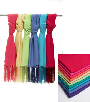 Colour Me Beautiful Scarf