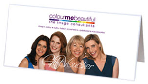 Colour Me Beautiful Gift Voucher